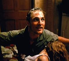 The Texas Chainsaw Massacre The Next Generation - Matthew McConaughey