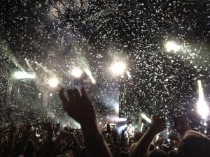 Blink 182 Confetti