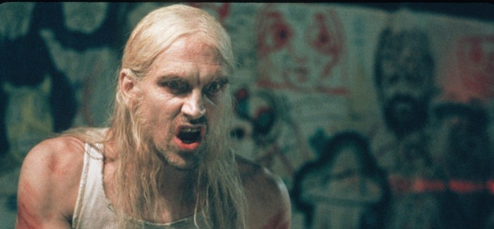 Bill Moseley in House of 1000 Corpses