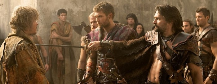 "Spartacus: War Of The Damned, Season 3, Episode 4. ""Decimation"""