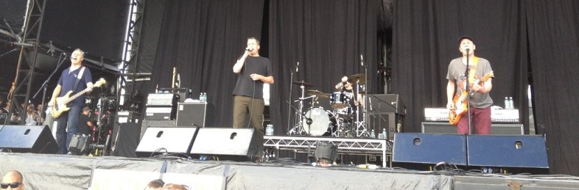 The Vandals at Soundwave 2013