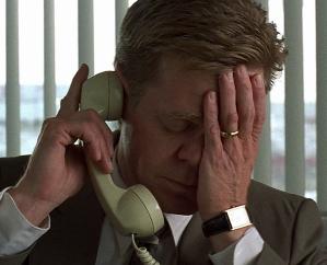 William H Macy in Fargo (1996)