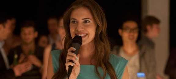 """Girls Episode 9 """"On All Fours"""" - Allison Williams as Marnie"""