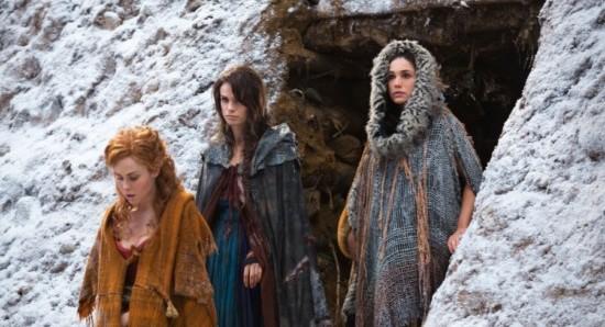 "Kore in Spartacus: War of the Damned - ""Mors Indecepta"" (Season 3, Episode 7)"