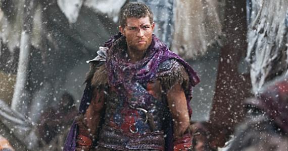 "Spartacus in Spartacus: War of the Damned -  Season 3 Episode 7 - ""Mors Indecepta"""
