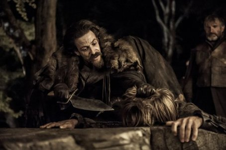 "Noah Taylor in Game of Thrones Season 3 Episode 3 - ""Walk of Punishment"""