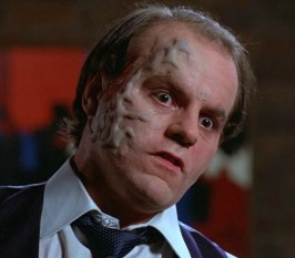 Michael Ironside in Scanners