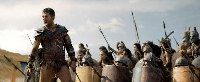 "Spartacus: War of the Damned, Finale: ""Victory"""