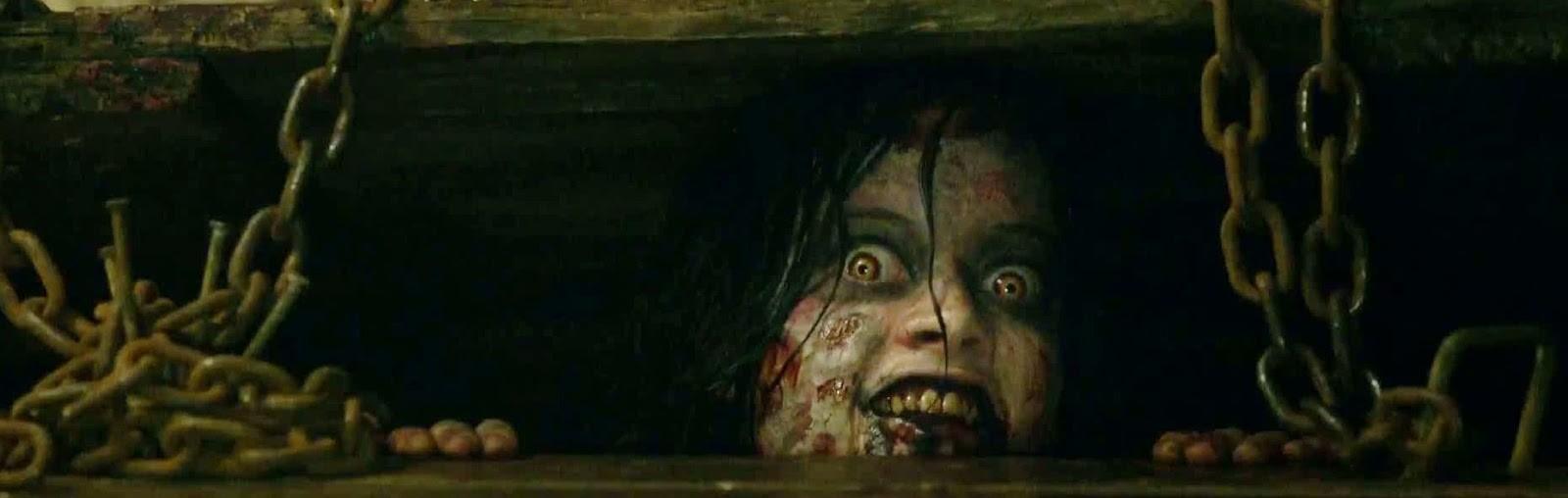 Evil Dead isn't a movie. It's a rollercoaster.