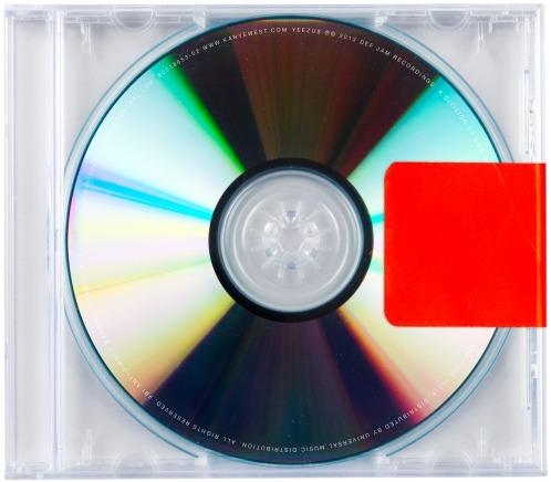 "Kanye West - Yeezus (""album cover"" sort of)"