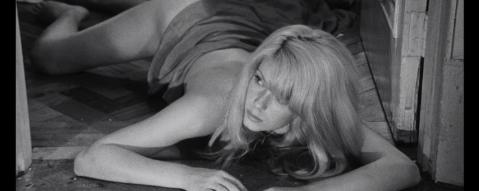 Repulsion - Catherine Deneuve