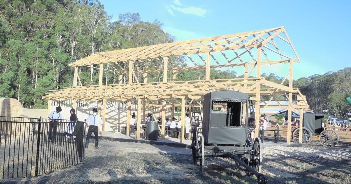 Splendour - Amish Barn