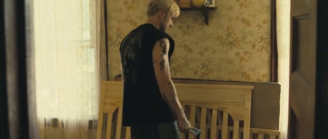 The Place Beyond the Pines - Ryan Gosling with Spanner