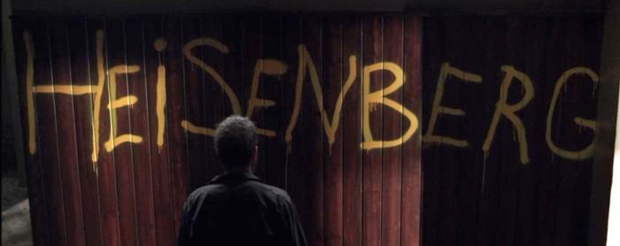 Breaking bad Season 5 Episode 9 - Heisenberg Graffiti