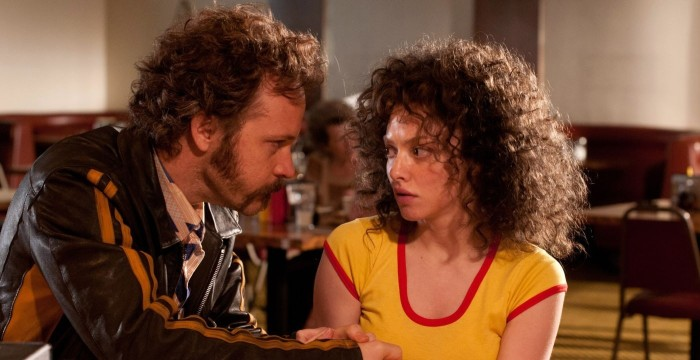 Amanda Seyfried and Peter Sarsgaard in Lovelace (2013)