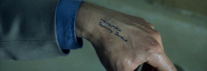 Memento - Remember Sammy Jankis