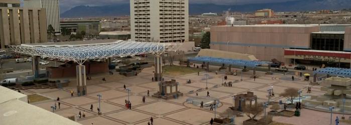 "Breaking Bad Season 5 Episode 12 - ""Rabid Dog"" plaza"