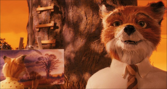 Wes Anderson's Fantastic Mr Fox (2009)