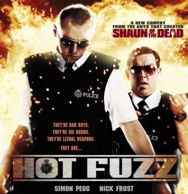 Hot Fuzz poster