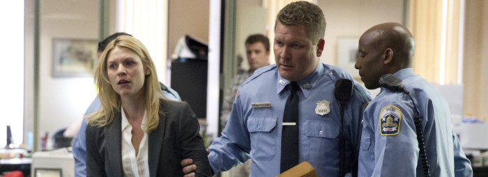"""Claire Danes as Carrie Mathison in Homeland (Season 3, Episode 2) """"Uh... Oo... Aw..."""""""