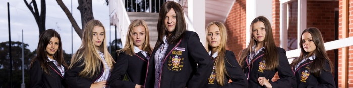 Chris Lilley in Ja'mie: Private School Girl Episode 1