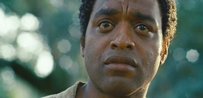 12 Years a Slave - Chiwetel Ejiofor close-up