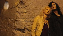 Only Lovers Left Alive - Tilda Swinton and Tom Hiddleston