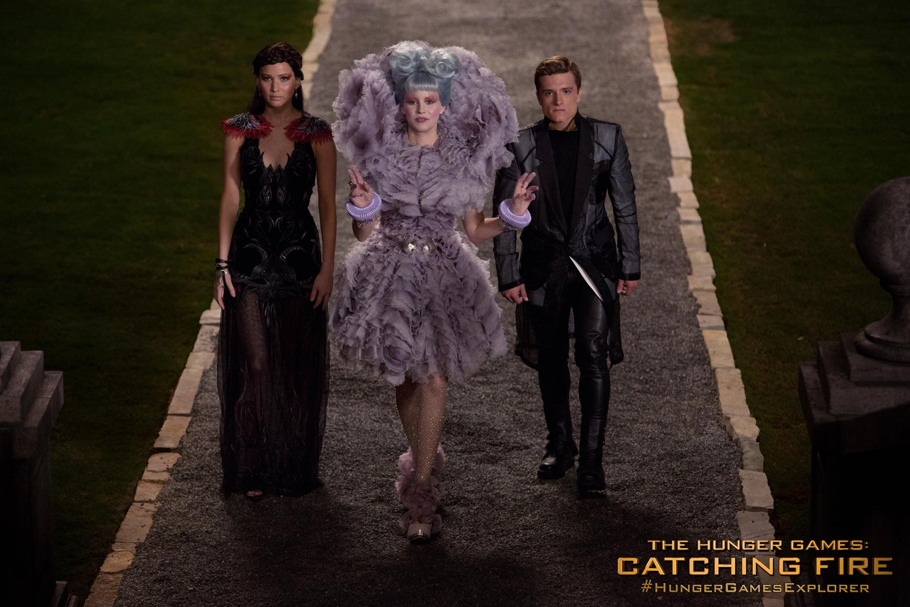 The Hunger Games Catching Fire 2013 Ccpopculture