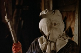 Friday the 13th 2 - Jason bag