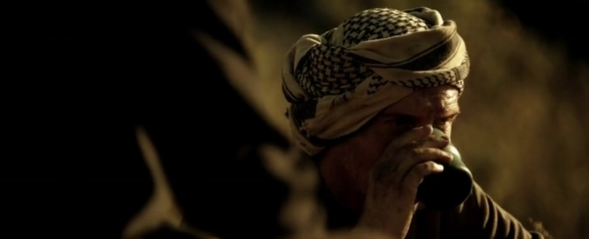 "Damian Lewis in Homeland Season 3 Episode 10 - ""Good Night"""
