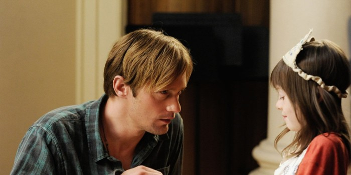Alexander Skarsgaard in What Maisie Knew