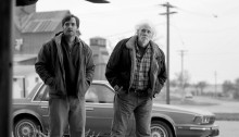 Will Forte and Bruce Dern in Nebraska (2013)