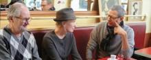 Jim Broadbent, Lindsay Duncan and Jeff Goldblum in Le Week-End (2013)