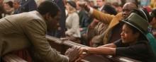 Idris Elba and Naomie Harris in Mandela: Long Walk to Freedom