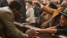 Idris Elba and Naomie Harris in Mandela: Long Walk to Freedom