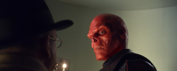 Hugo Weaving as Red Skull in Captain America: The First Avenger (2011)