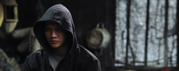Iko Uwais in The Raid 2 (2014)