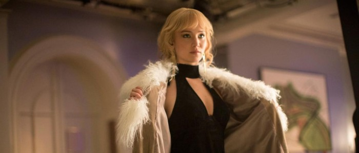 Jennifer Lawrence in X-Men: Days of Future Past (2014)