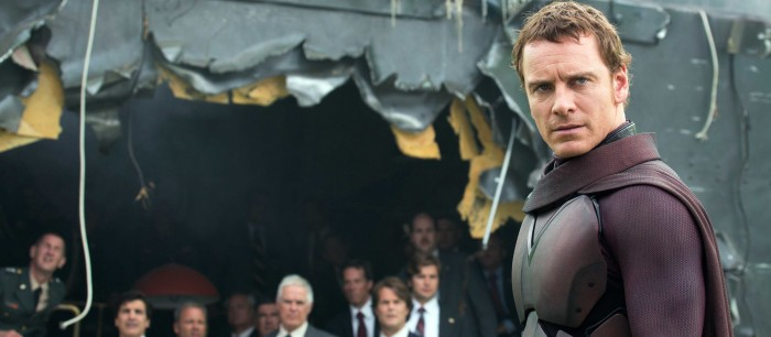 Michael Fassbender in X-Men: Days of Future Past (2014)