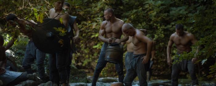 Game of Thrones, Season 4, Episode 8 - shirtless men
