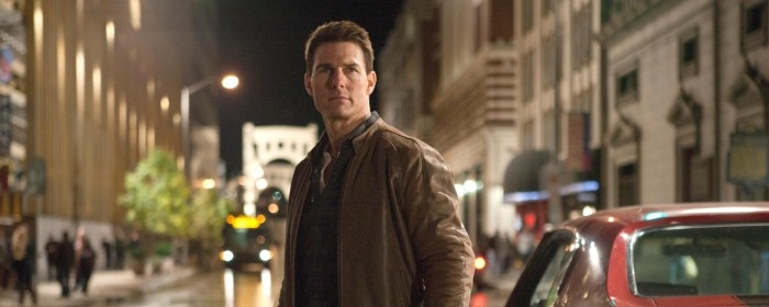 Tom Cruise in Jack Reacher (2012)
