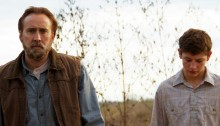 Nicolas Cage and Tye Sheridan in Joe (2013)