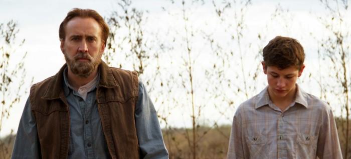 Nicolas Cage and Tye Sheridan in Joe (2013)