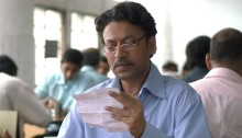 Irrfan Khan in The Lunchbox (2013)