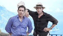 Steve Coogan and Rob Brydon in The Trip To Italy (2014)
