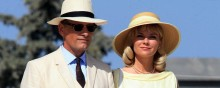 Kirsten Dunst and Viggo Mortensen in The Two Faces of January (2014)