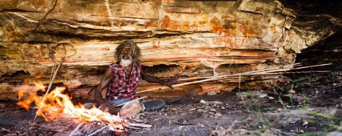 David Gulpilil in Charlie's Country (2013)