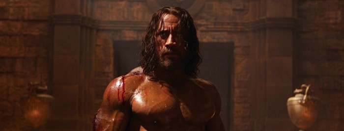 Dwayne Johnson (The Rock) in Hercules (2014)