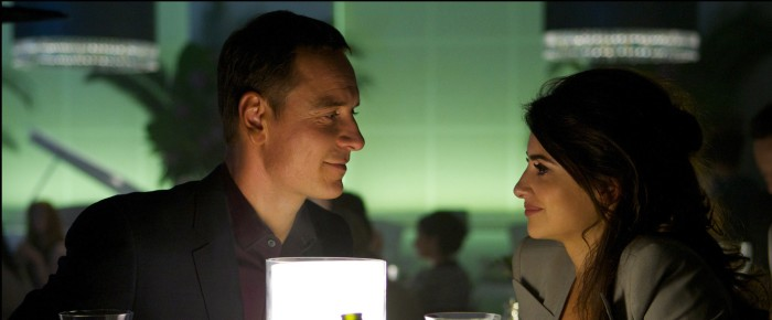 6 Degrees of Separation 2 - Fassbender and Cruz