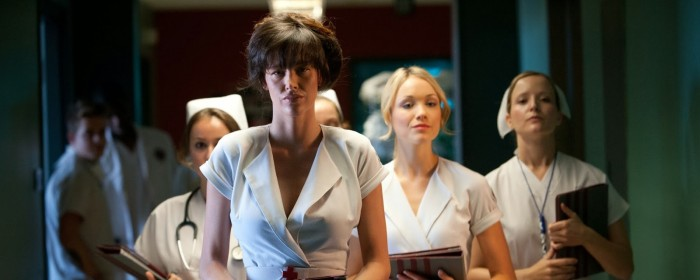 Paz de la Huerta in Nurse 3-D (2013)